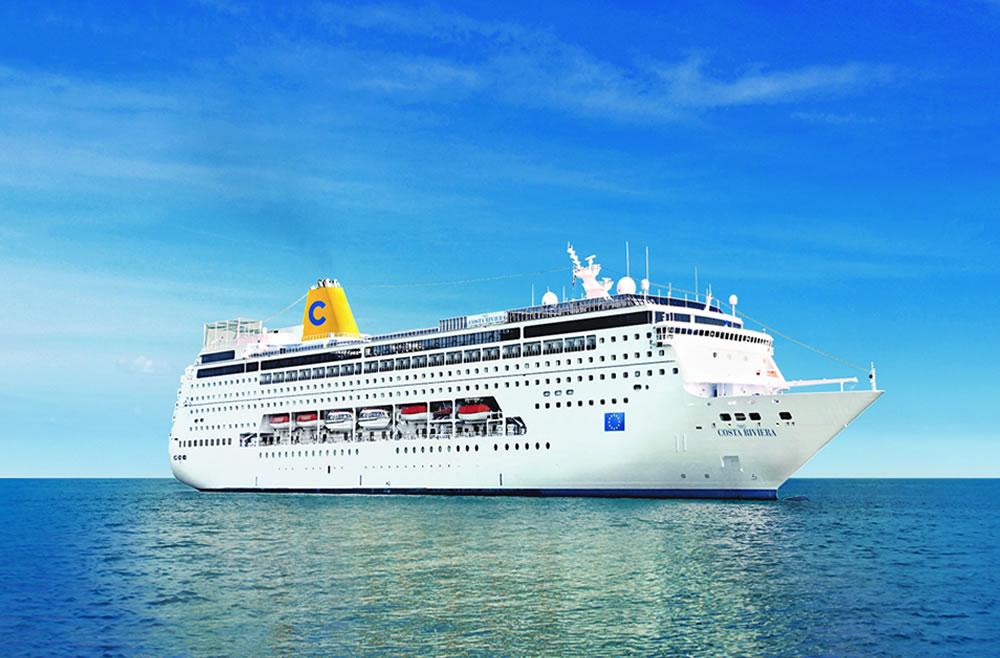 Cubierta 5 el dorado del barco costa diadema costa for Costa pacifica piano nave